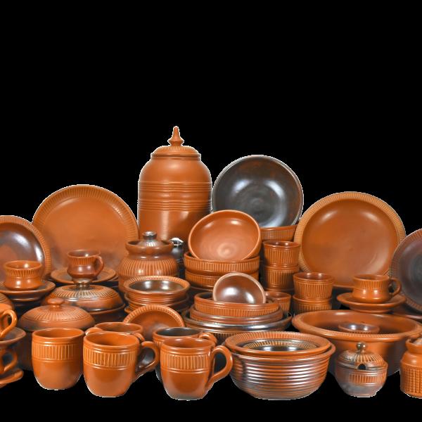 Clay Dinnerware